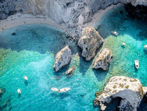 spiagge più belle nelle isole per vacanze in Italia