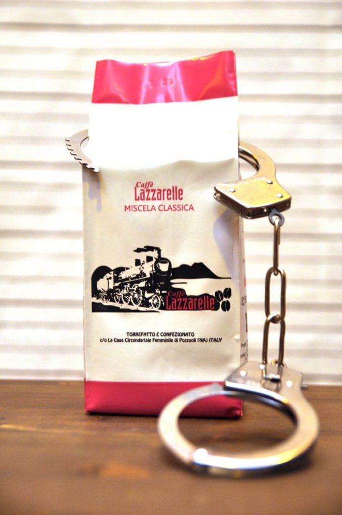 il caffè prodotto con economia carceraria