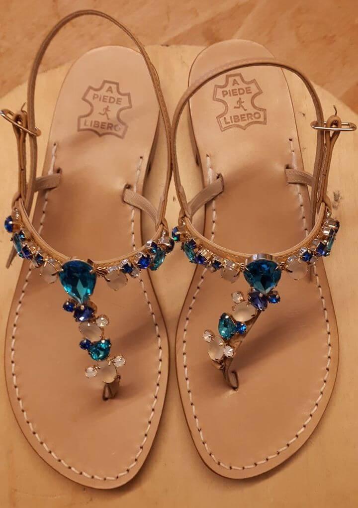 moda sandali 2020 ecco un paio di calzature