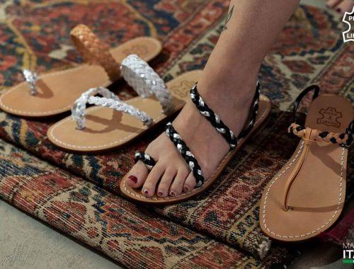 moda sandali 2020