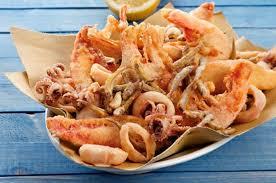 la frittura, uno dei piatti tipici veneziani