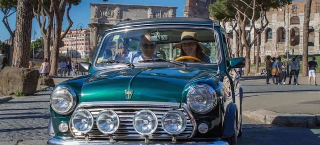 places to visit in Rome by car