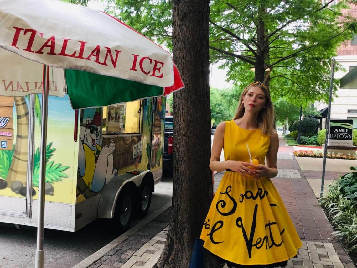 ELI B. Italian brand in USA