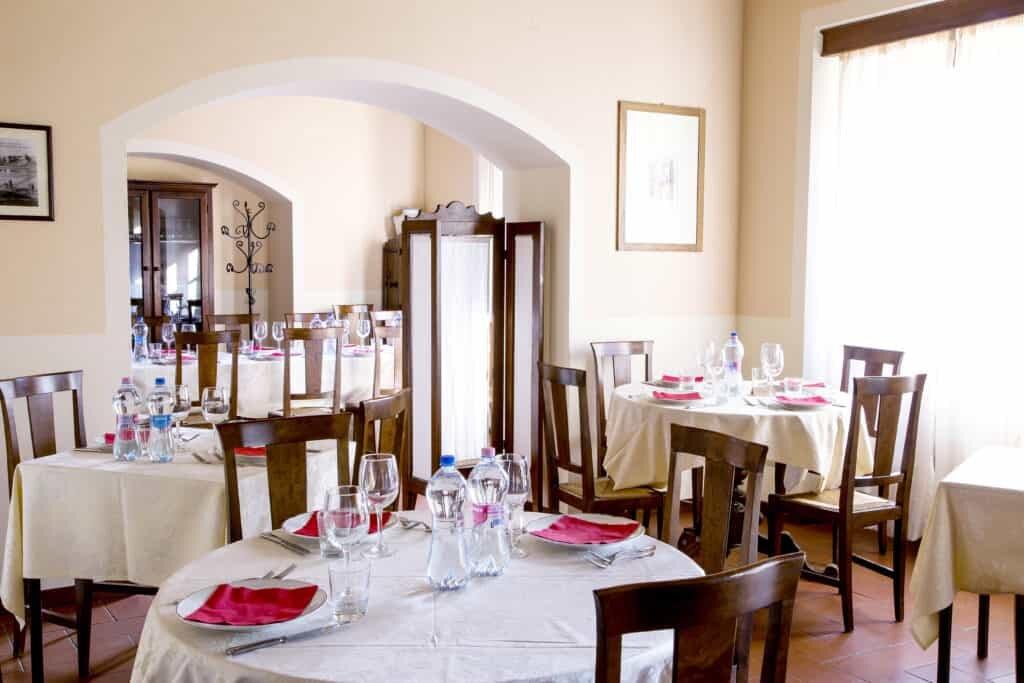 dogana vecchia ristorante dove mangiare in Umbria
