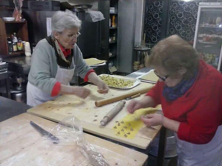 ristorante in Umbria dogana vecchia