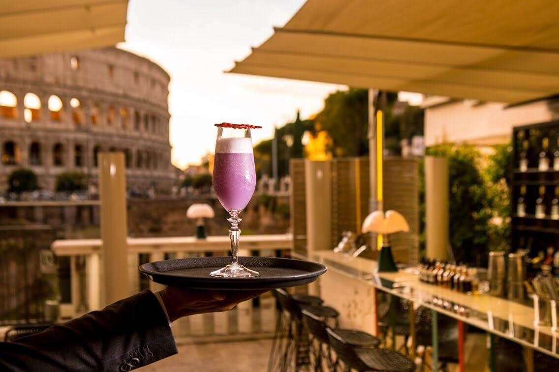 miglior cocktail bar roma