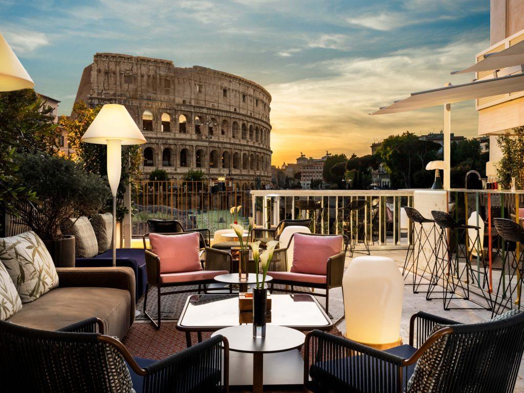 uno dei miglior cocktail bar a Roma al Colosseo