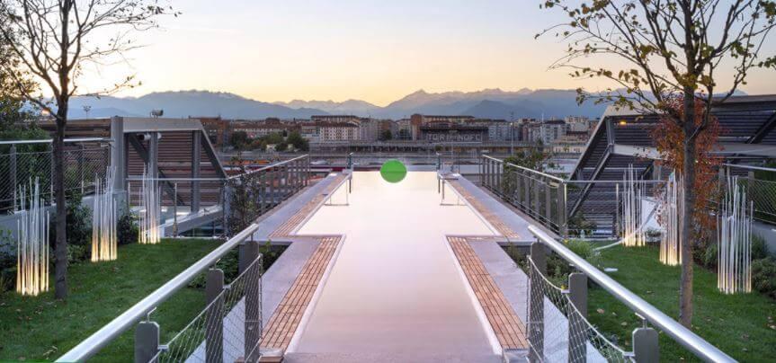 Il Green Pea a Torino