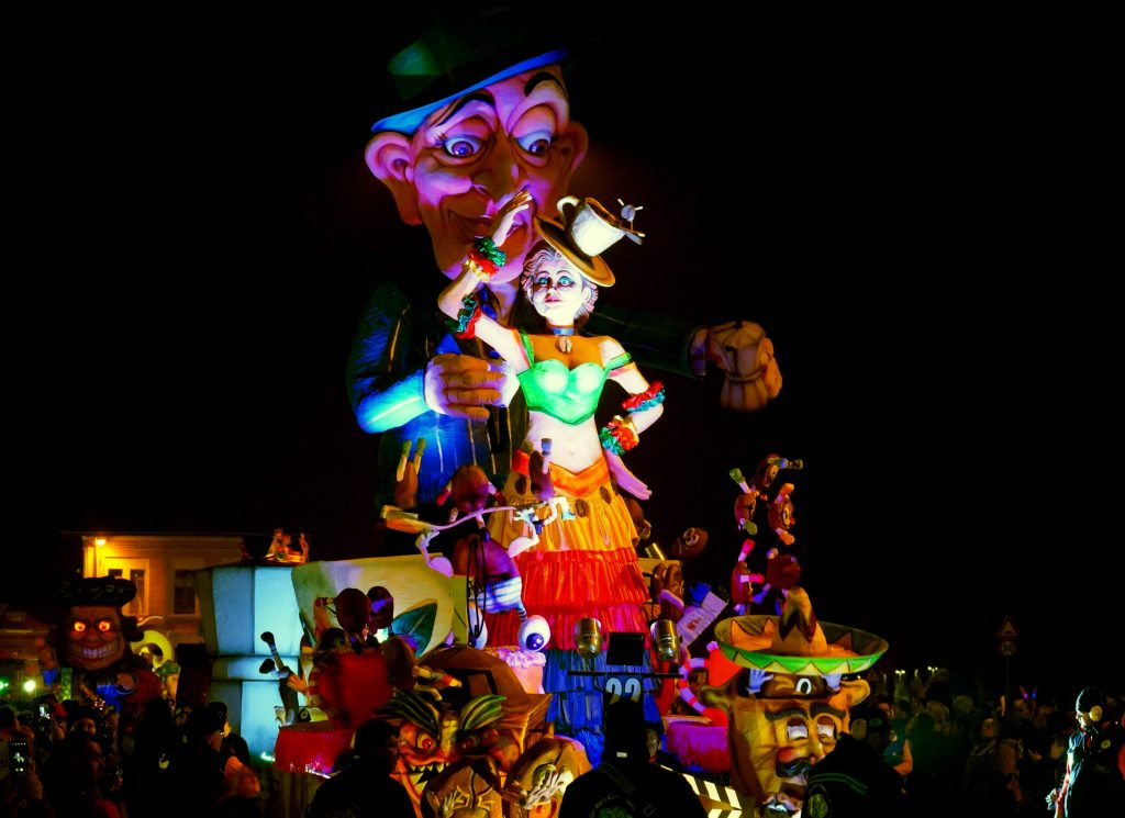 Carnevale Santhià carro 2019