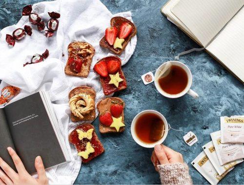 un food blog di successo