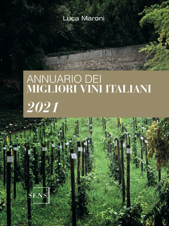 L'annuario dei migliori vini italiani 2021