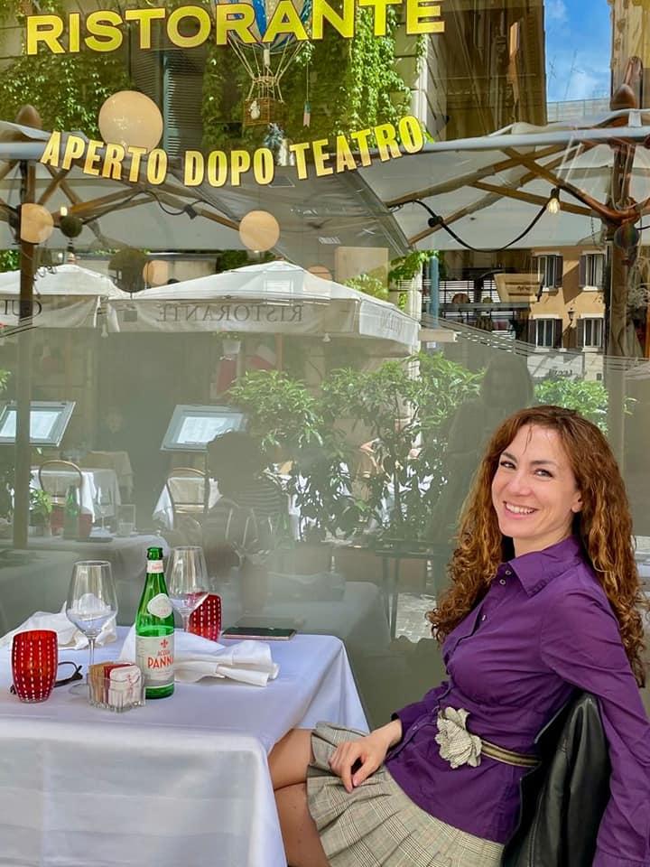 Baccano Roma restaurant