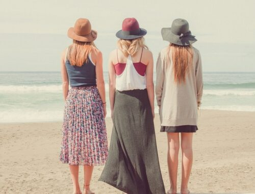 moda cappelli estivi