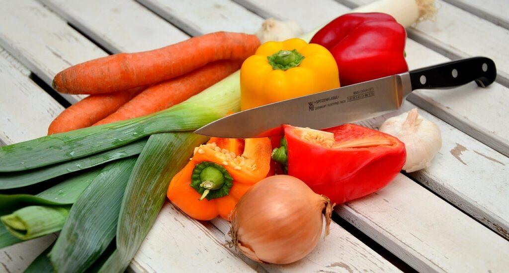 la provenienza di frutta e verdura
