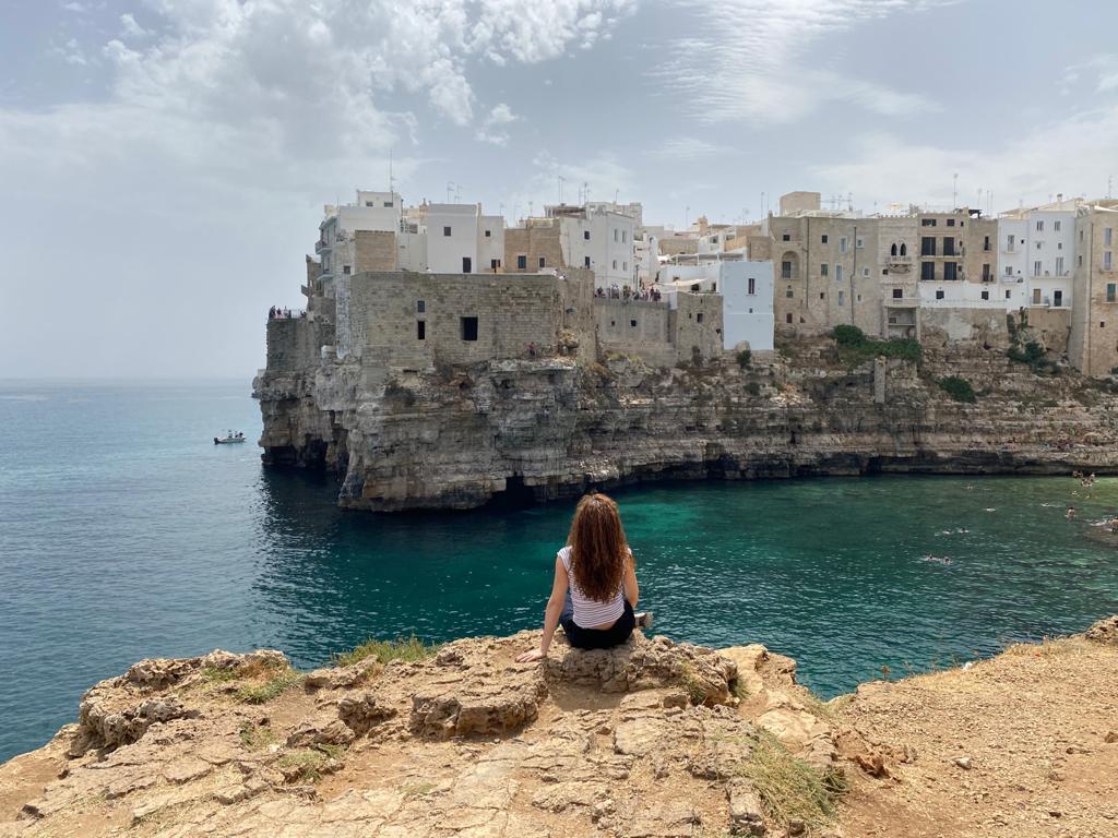 tour of Apulia Polignano