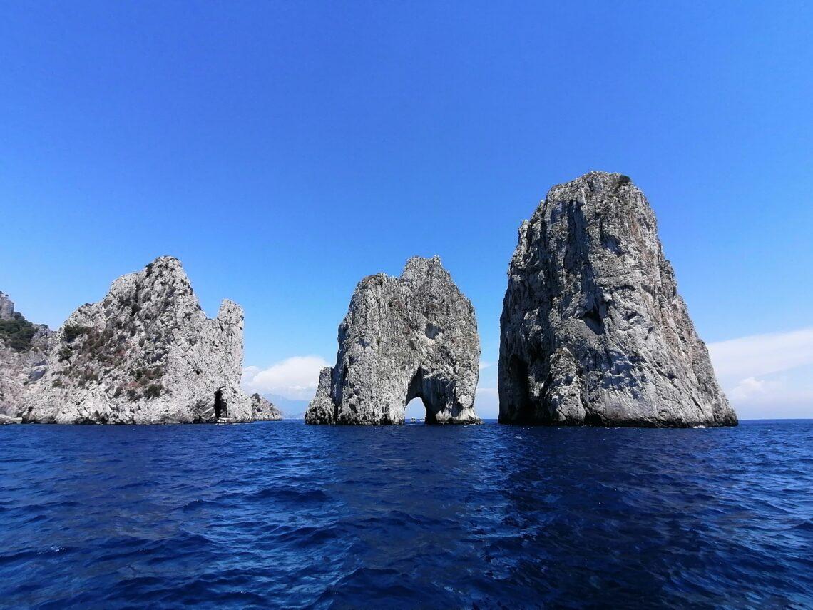 faraglioni Capri da vedere