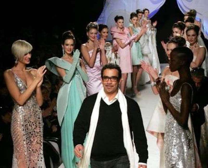Guillermo Mariotto e la moda