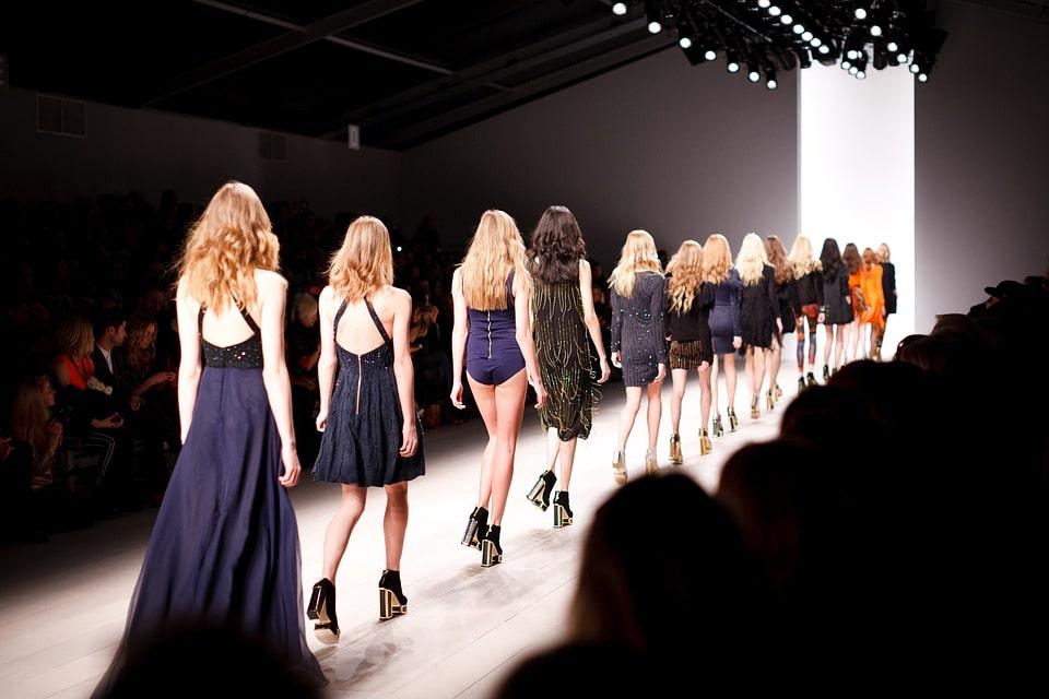 la moda e Guillermo Mariotto