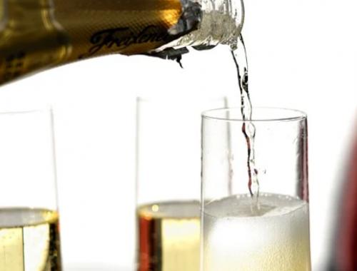 spumantizzazione vino