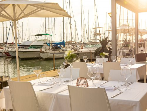 ristoranti Ostia porto